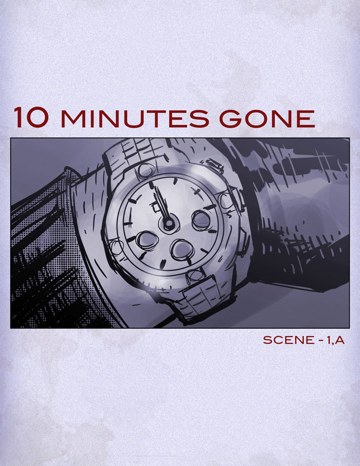 10 Minutes Gone Look Book